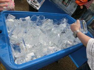 氷を早く作る方法