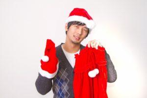 クリスマスのプレゼントがなし