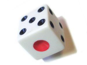 年末ジャンボ宝くじの1等当たる確率のたとえや例