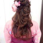 卒業式の袴の似合う髪型は?画像でみるハーフアップやミディアム、ロングは?