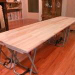 囲炉裏風のテーブルを自作で作ってみる!簡単なやり方も紹介!