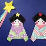 七夕の飾りを製作しよう!保育園や幼稚園で子供と一緒に作ろう!
