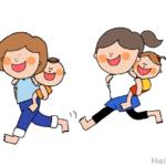 運動会は親子で競技!年長さんが面白く協力出来る定番なものは?