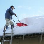雪かきの効率の良いやり方やコツは?お湯でするのはいい方法?