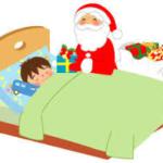 クリスマスプレゼントは24日25日のどっちに渡すのが正解?